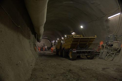 A future passenger tunnel