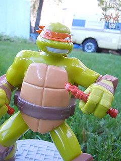 IMPERIAL TOY LLC. :: Nickelodeon TEENAGE MUTANT NINJA TURTLES :: SPRINKLER xix (( 2013 ))