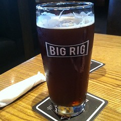 Mmm mmm Scotch Ale is back. Wish I could buy this at the LCBO ;) #bigrigbrew