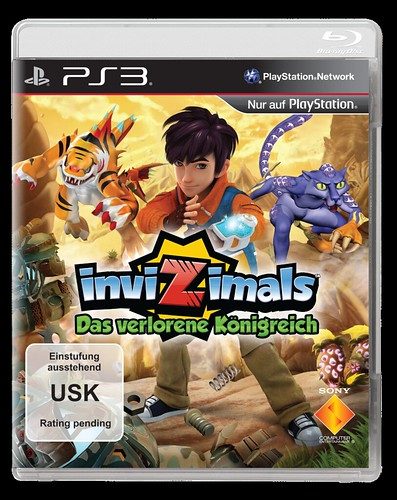 PS3 Invizimals USK
