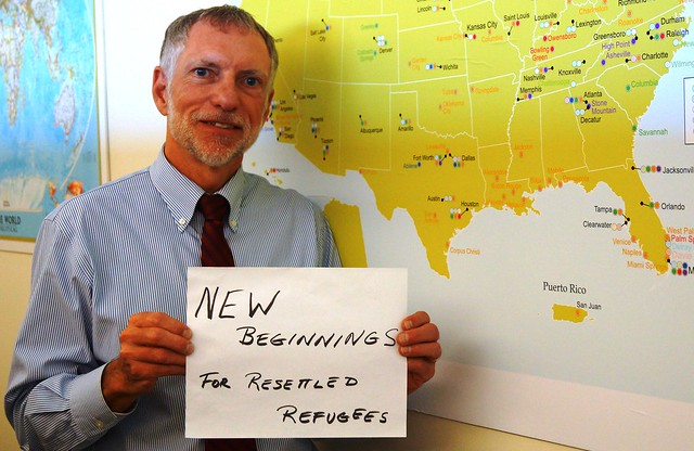 """""""New beginnings for resettled refugees"""""""