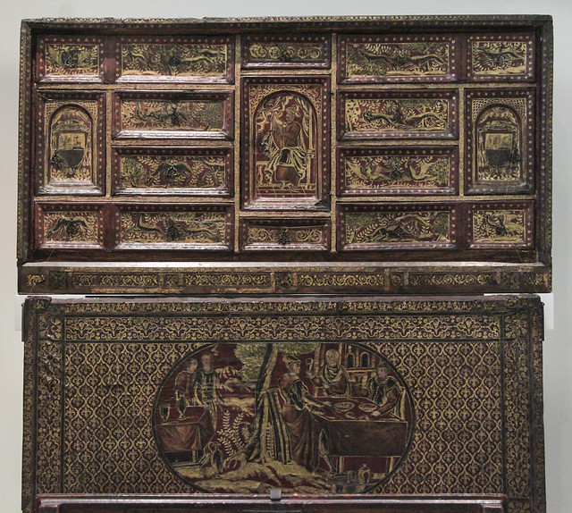 Cabinet, about 1600, possibly Veniece - Italy
