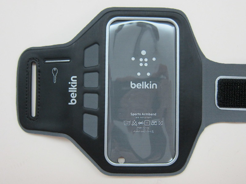 Belkin EaseFit Plus Armband for iPhone 5 - Empty