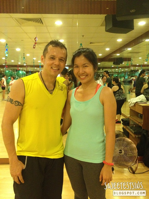Phillip wain master zumba class with david velez (2)