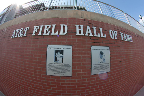 AT&T Field Hall of Fame - Chattanooga Lookouts