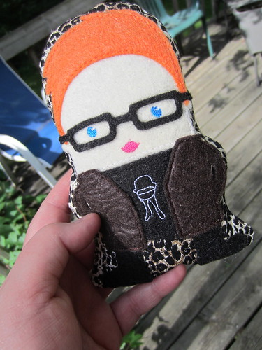 Rob Doll by shefightslikeagirl