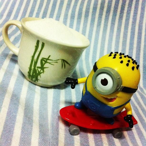#aventuras_na_cozinha #toy :)