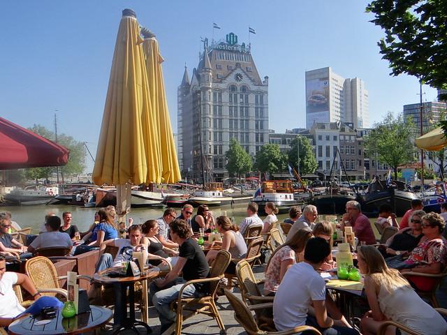 Oude Haven Rotterdam City Rotterdam City Guide Rotterdam