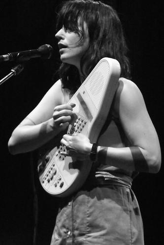 Sharon Van Etten at Ottawa Bluesfest 2013