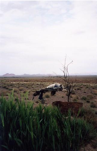 iran désert dashtekavir kévir desert