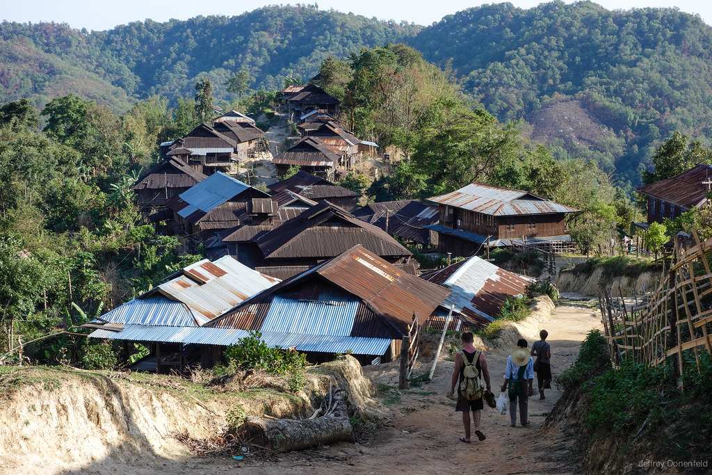 Exploring the Mountain Villages of Northern Shan State ...