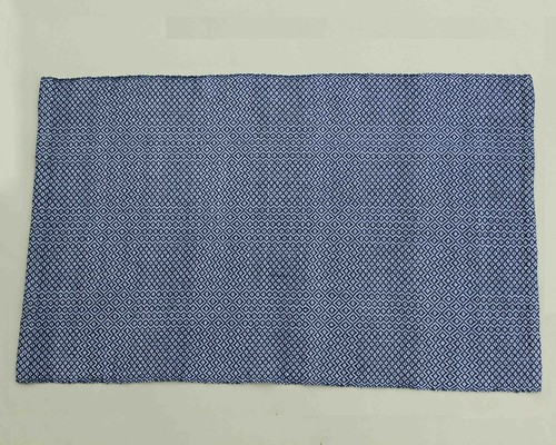 Lessons - Weaving - Finished towel 1