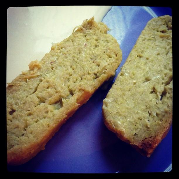 Cake Au Poireau Sans Fromage