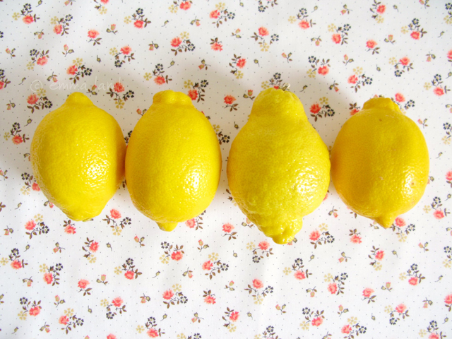 Day 3, The August Break, 2013 - { yellow } // I love lemons! | Emma Lamb