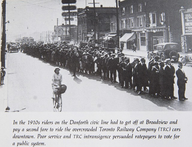 Bicycle Freedom in Toronto 1910