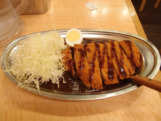 Tonkatsu Curry @ Go Go Curry @ Shimbashi | Flickr - Photo ...