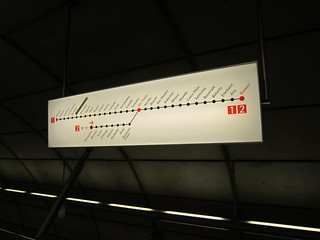 Bilbao Subway. Norman Foster + Otl Aicher