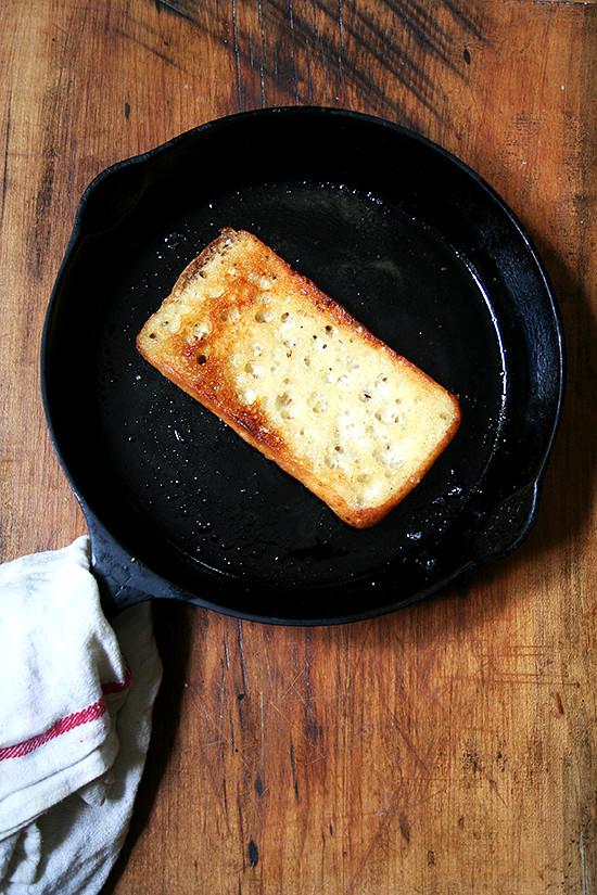 olive oil toast