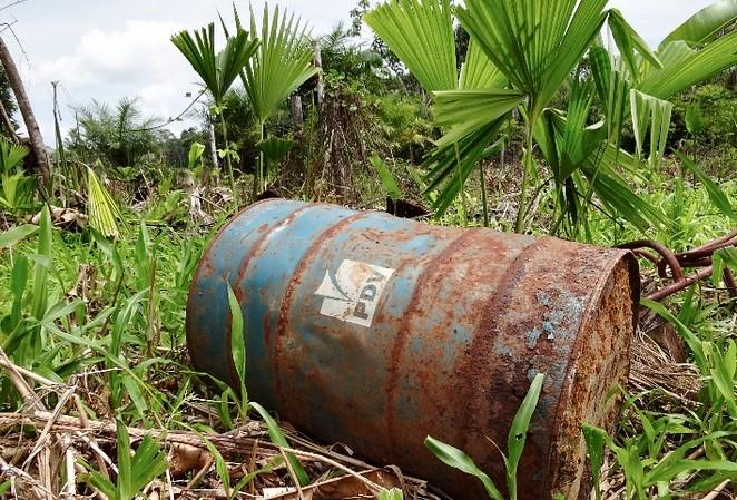 Yasuní petróleo