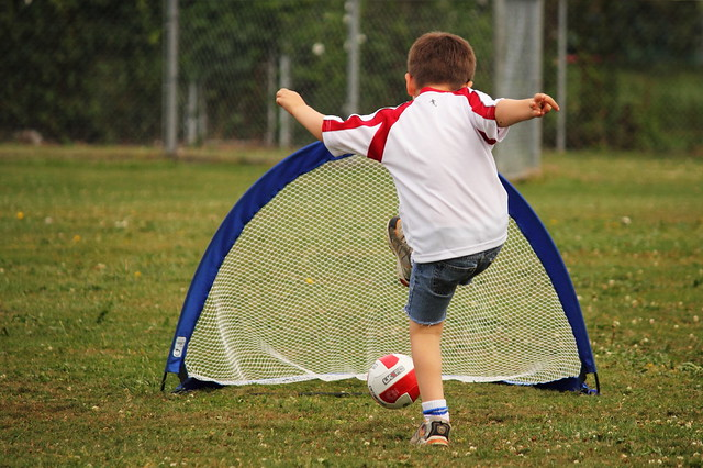 Starting Soccer