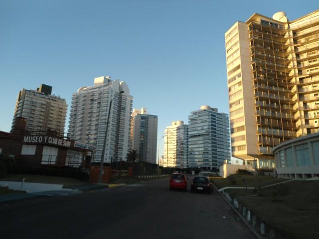 Calles de Punta del Este