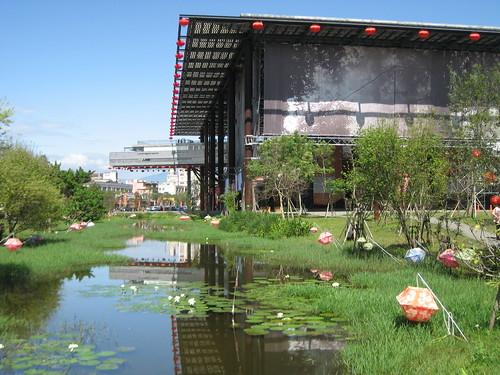 綠建築─羅東文化工廠