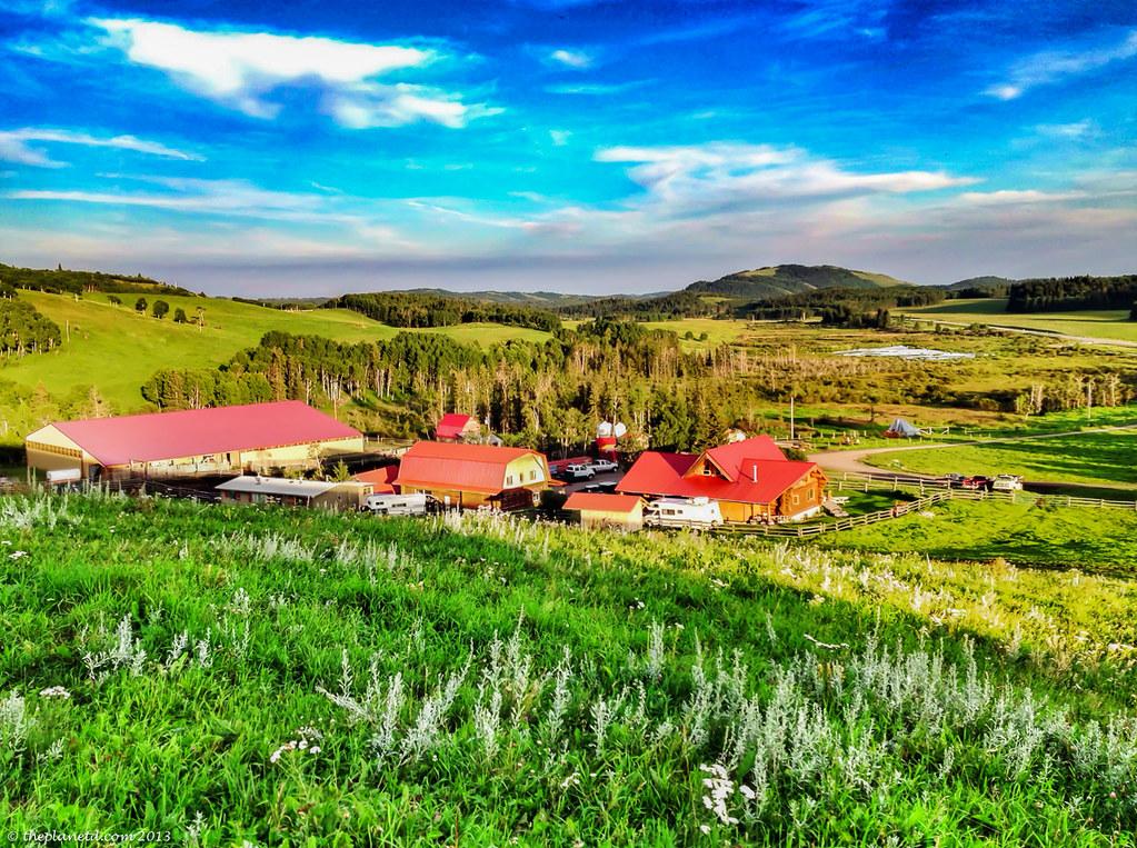 Anchor D Ranch Alberta