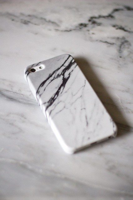 marble on marble
