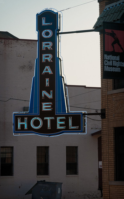 Lorraine Motel, view 10, National Civil Rights Museum, 450 Mulberry St, Memphis, TN, USA
