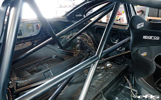 Yost Autosport M3 Race Car Build Bmw Performance Parts