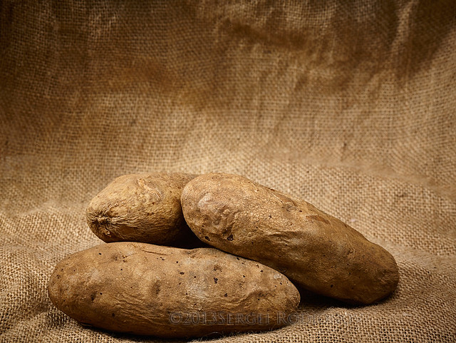 Potato series: 4