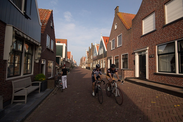 Small Towns, Biking, and Everything Else Dutch