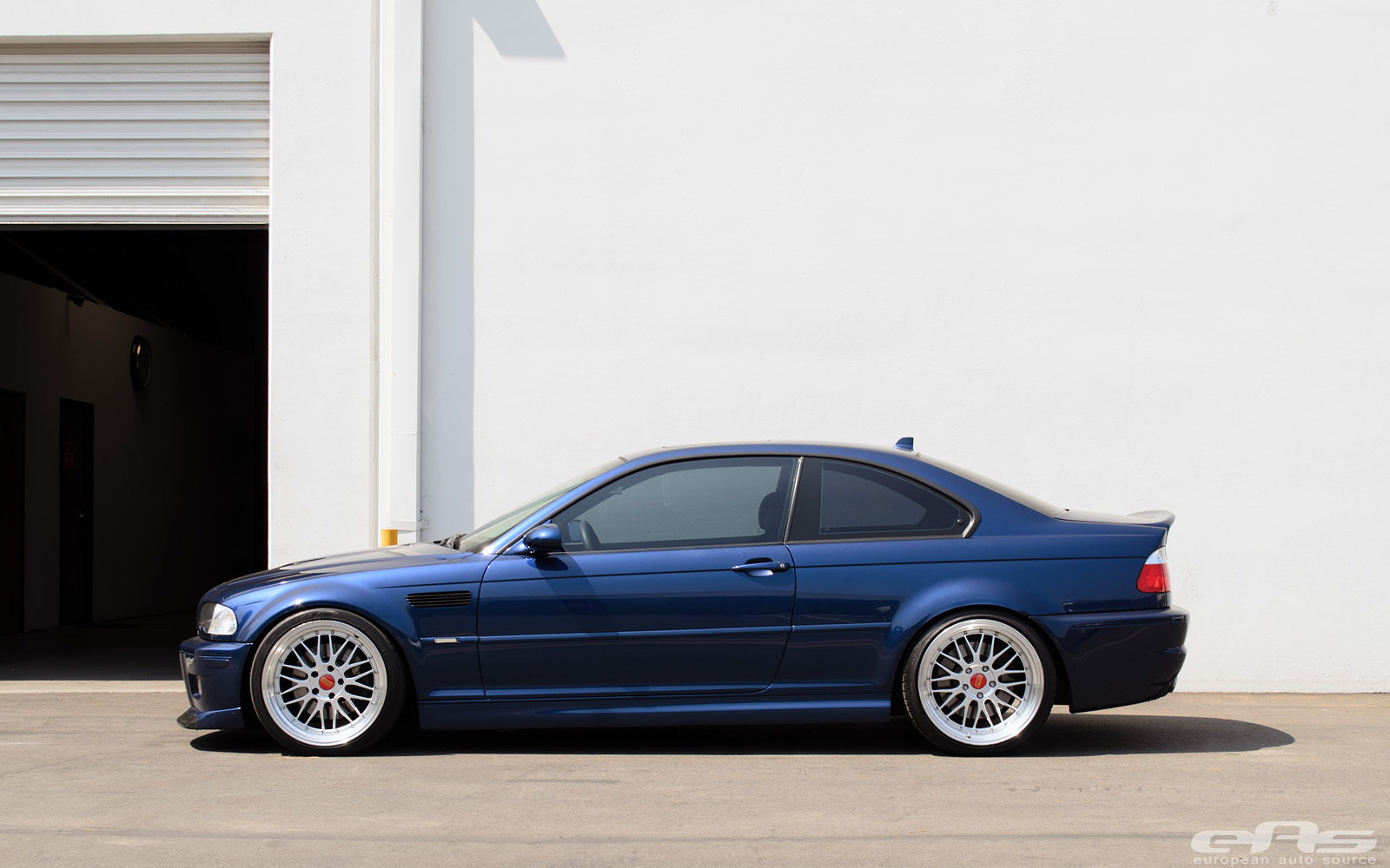LeMans Blue VT1-445 Supercharged E46 M3 | BMW Performance Parts