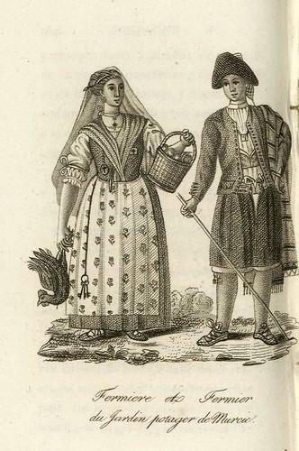 005-L'Espagne et le Portugal, ou Moeurs, usages et costumes des habitans…1815- J.B. Breton