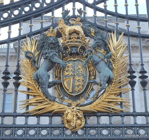 Buckingham Palace. London (UK)