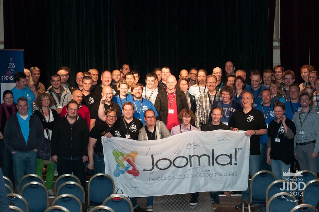 JoomlaDay 2013 in Nürnberg