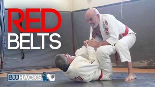 Thượng thừa Đai Đỏ – đỉnh cao của Jiu-Jitsu