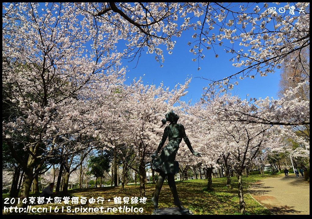2014京都大阪賞櫻自由行.鶴見綠地DSC_1338
