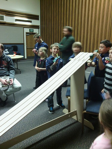 Feb 25 2015 Pinewood Derby