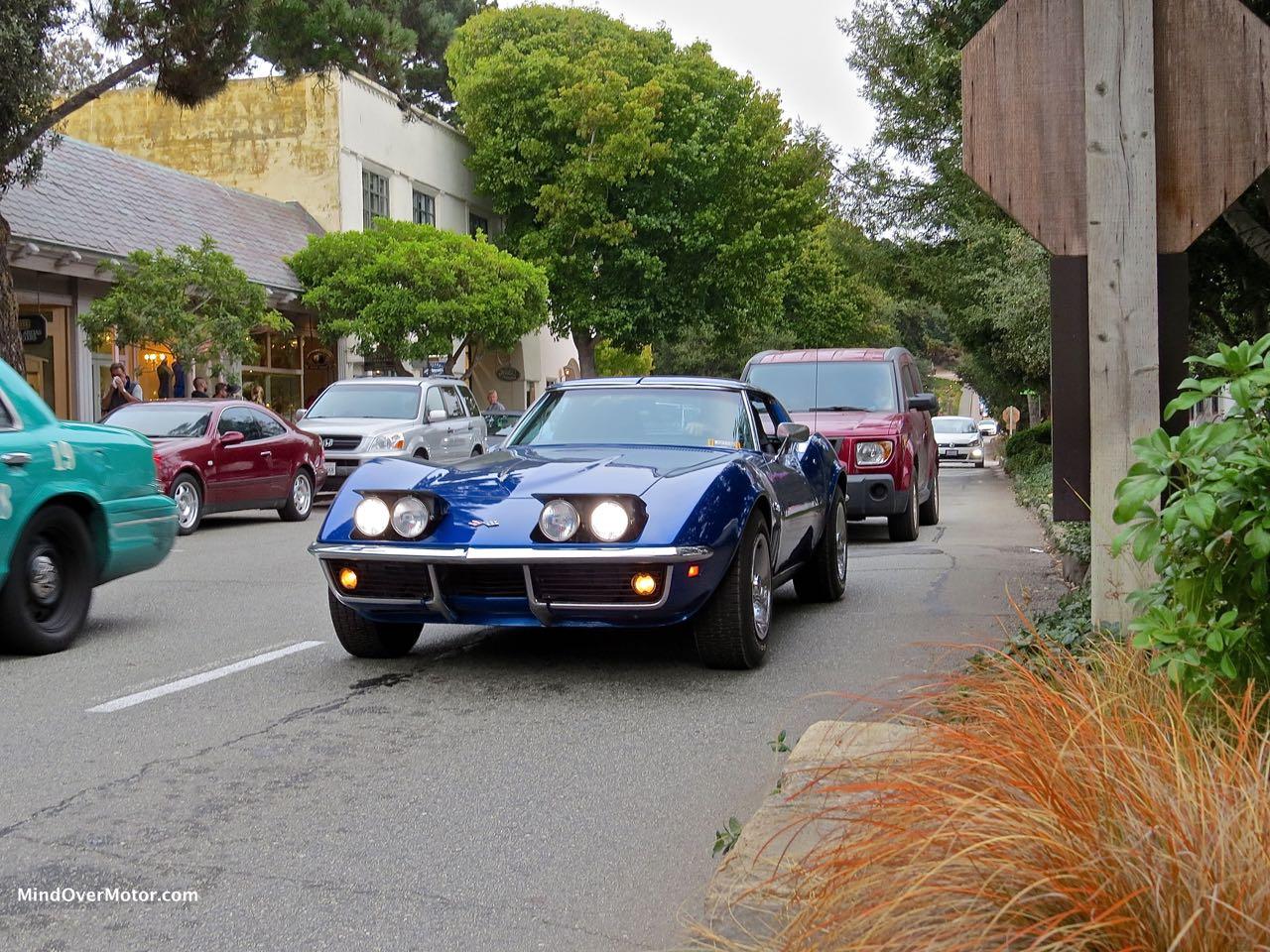 1969 Corvette Front