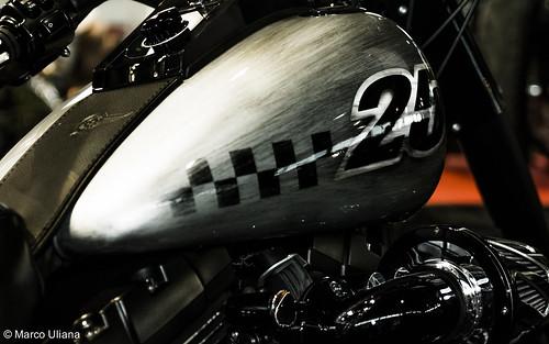 25 - Harley Davidson