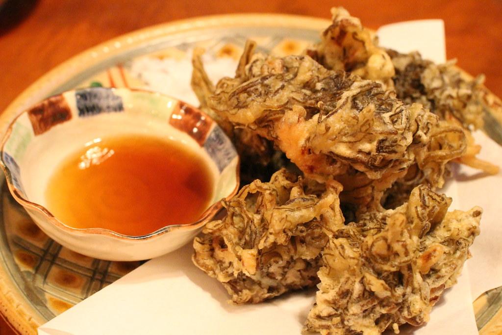 沖縄料理 琉央(リオ)_もずくの天ぷら