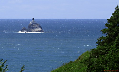 Tillamook Rock Lighthouse - Terrible Tilly