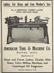 American  Tool _ Machine CO