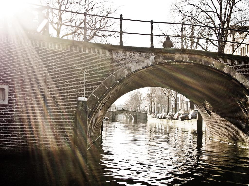 阿姆斯特丹运河 Canals of Amsterdam