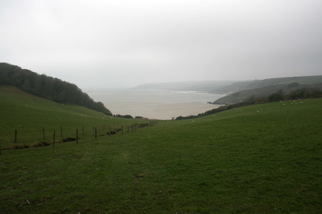 View from Revelstoke Drive near Mouthestone Point