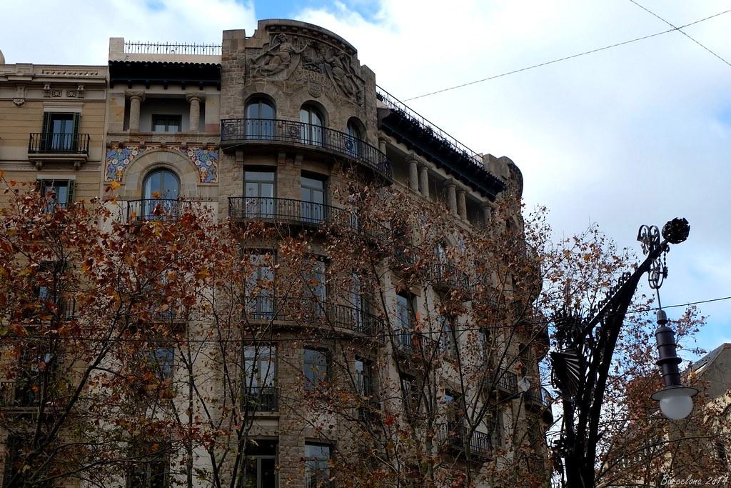 Barcelona day_4, Passeig de Gràcia