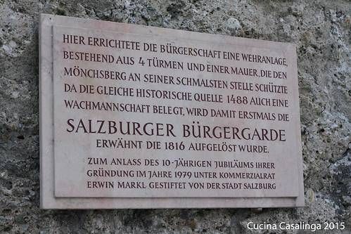 Salzburg Festungsweg 3