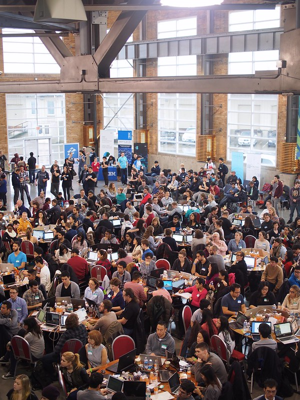 The HTML500 Vancouver 2015 | Rocky Mountaineer Station