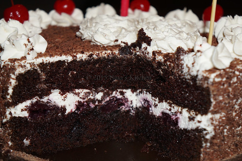Black forest cake 4